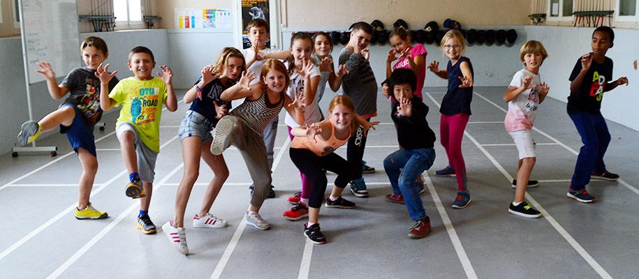 Journée des sports à Salies-de-Béarn