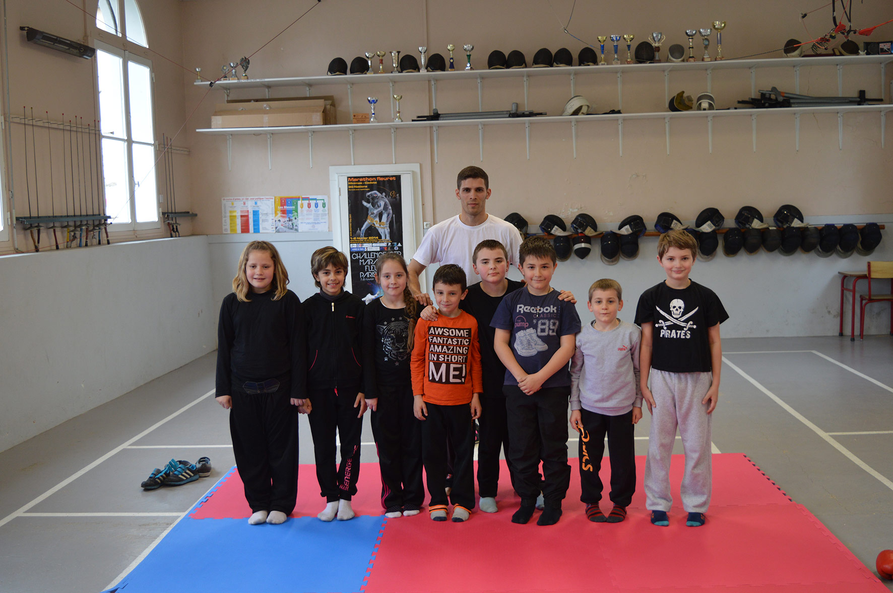 Cours de Kung-fu enfant • Bayonne • Salies-de-Béarn