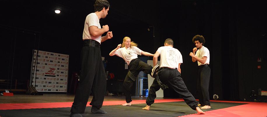 Saison 2017 – 2018 kung-fu / Jeet-kune-do