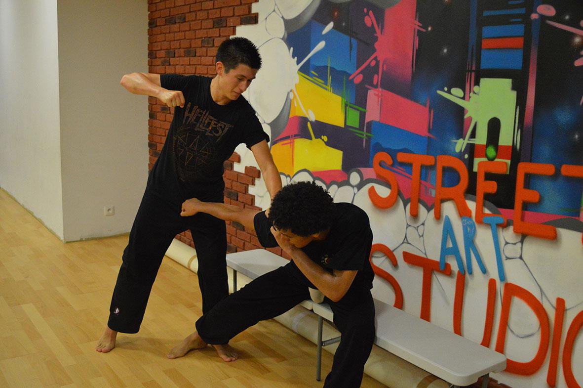 Stage d'été intensif de Kung-fu à Bayonne