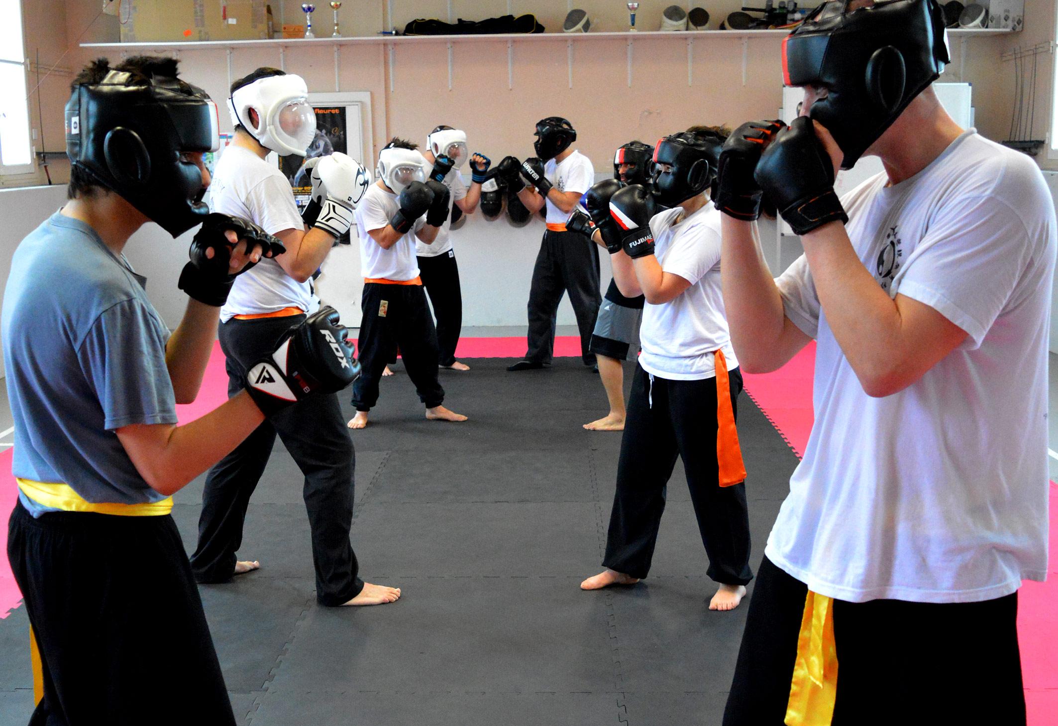 De la boxe au JKD