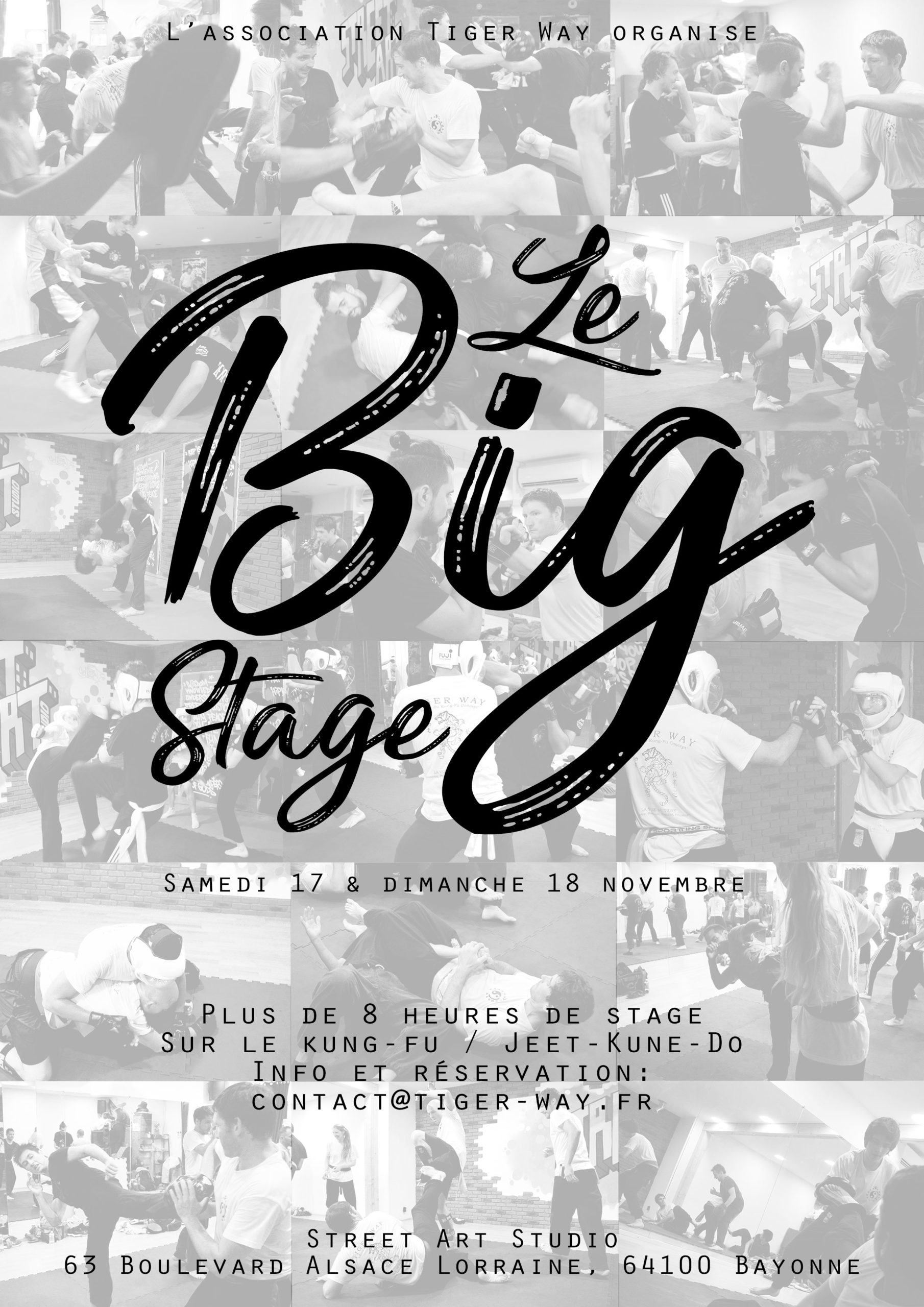 Le « Big Stage »