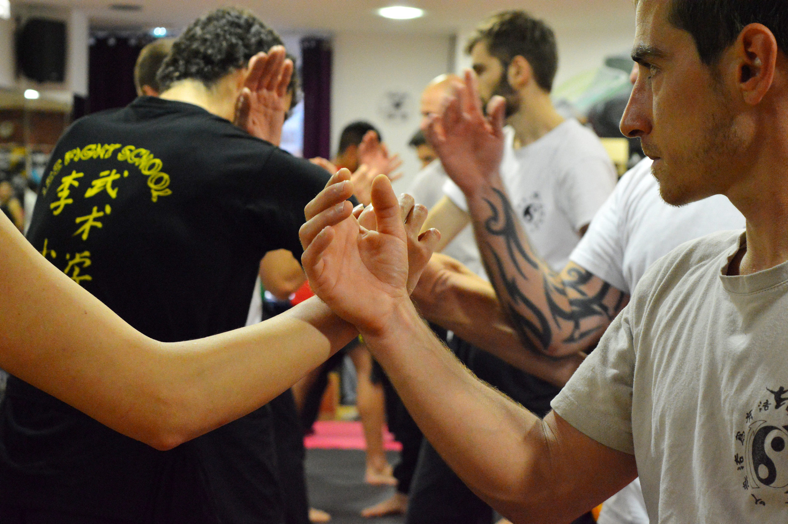 Le Big Stage : Kung-fu / Jeet-Kune-Do