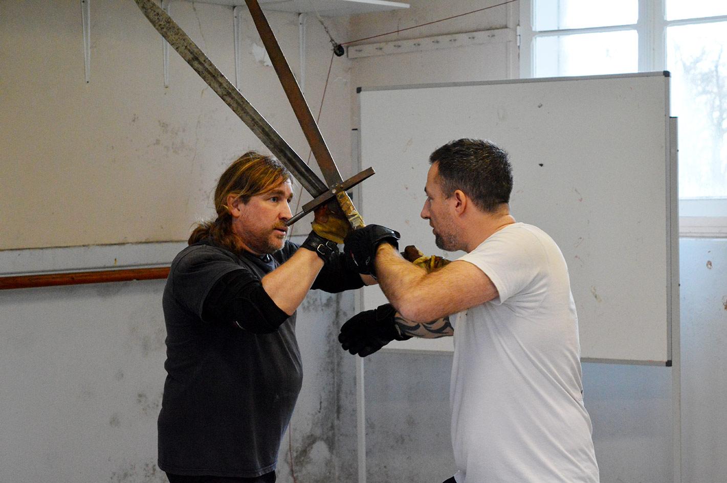 Salies - Stage MMA médiéval
