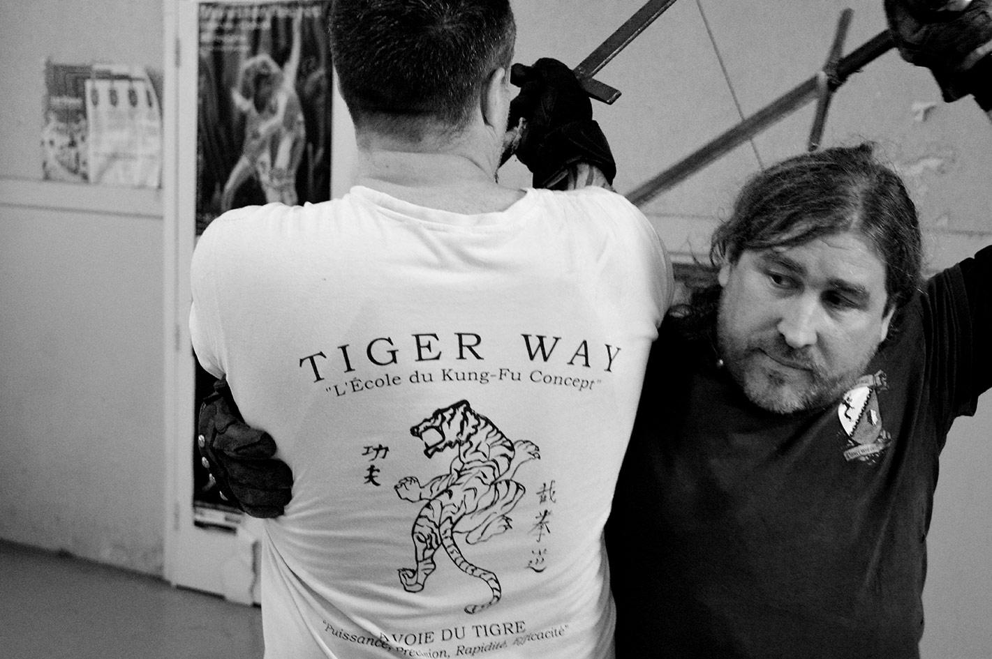 Salies - Tiger Way - Stage MMA médiéval
