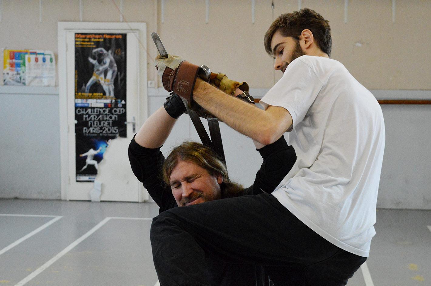 Salies de Béarn - Stage MMA médiéval