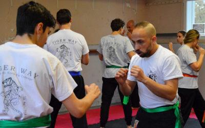 La reprise des cours de kung-fu / Jeet Kune Do en septembre 2020