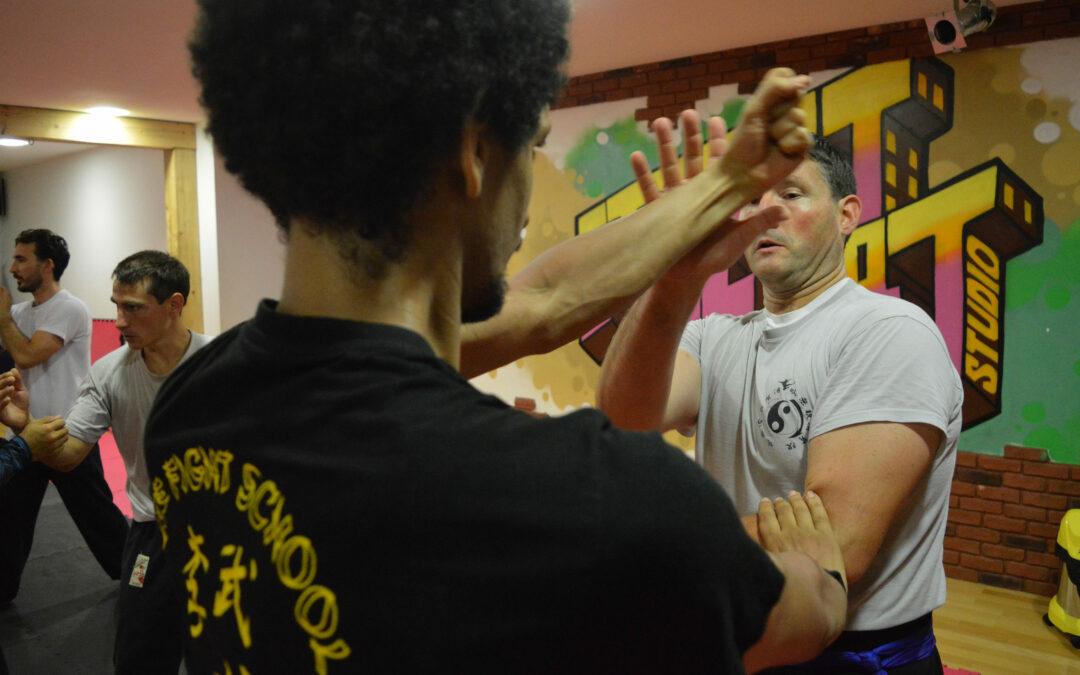 Reprise des cours en kung-fu Jeet Kune Do