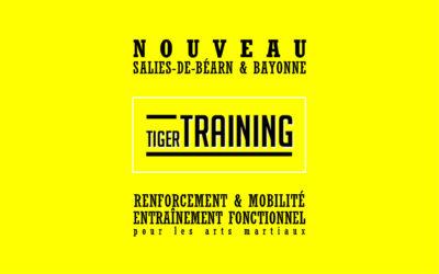 Nouveau – Tiger Training
